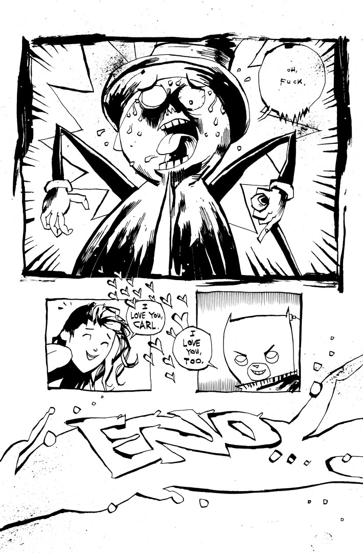 Carl: The Cat That Makes Peanut Butter Sandwiches Pg24