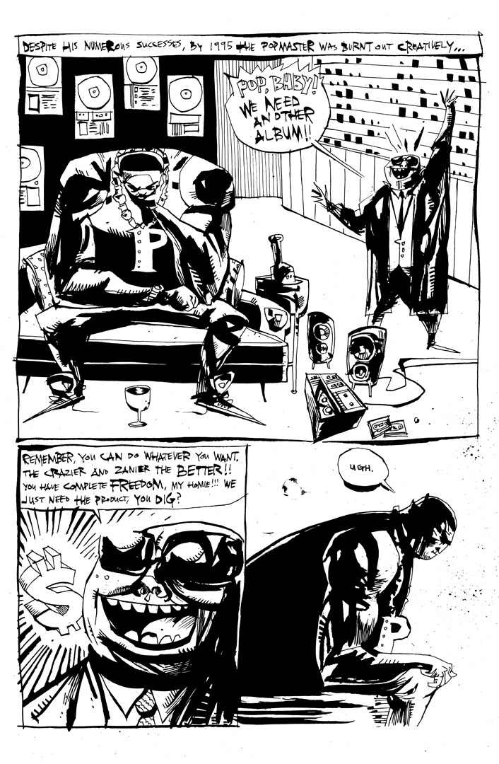 Death of the Popmaster Pg11