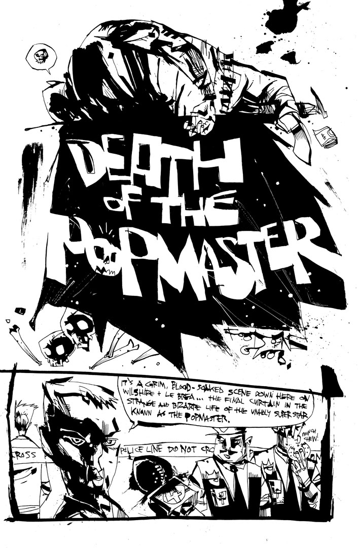 Death of the Popmaster Pg1