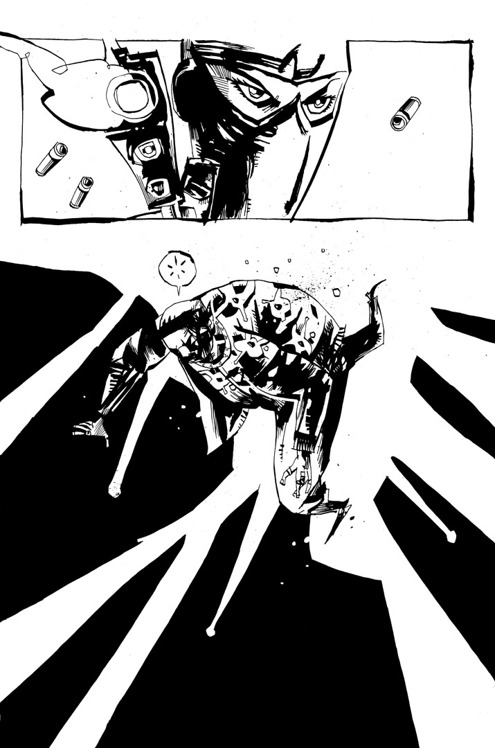 Death of the Popmaster Pg21