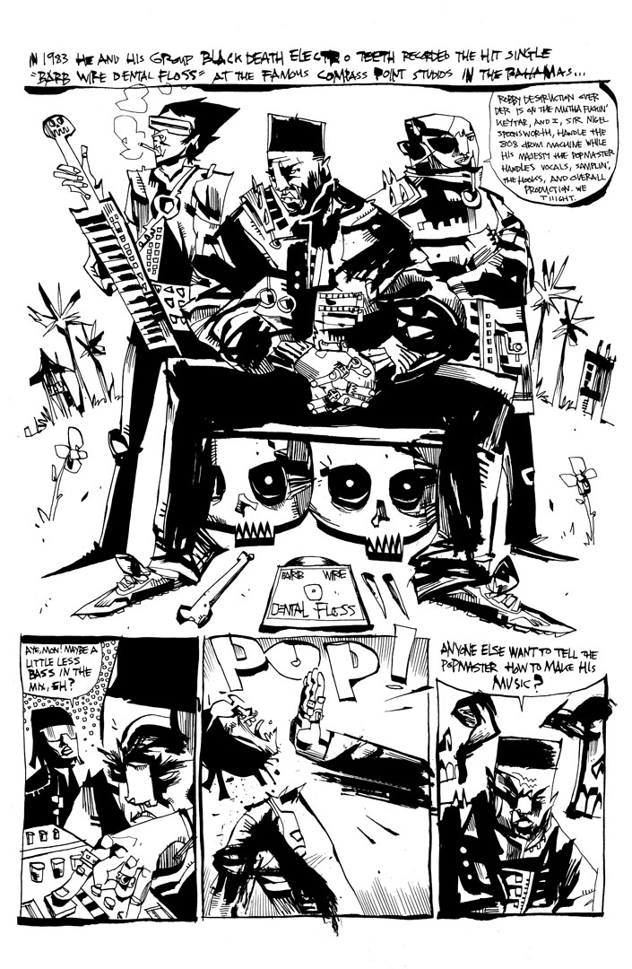 Death of the Popmaster Pg4