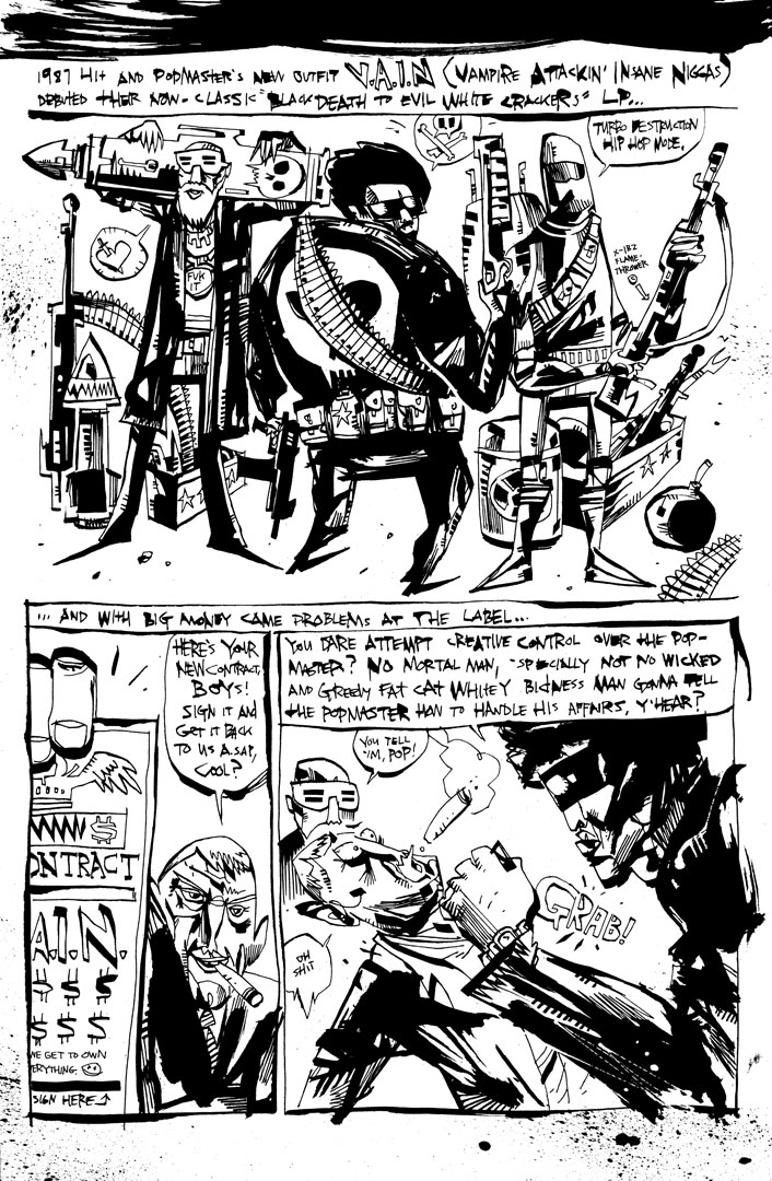 Death of the Popmaster Pg6