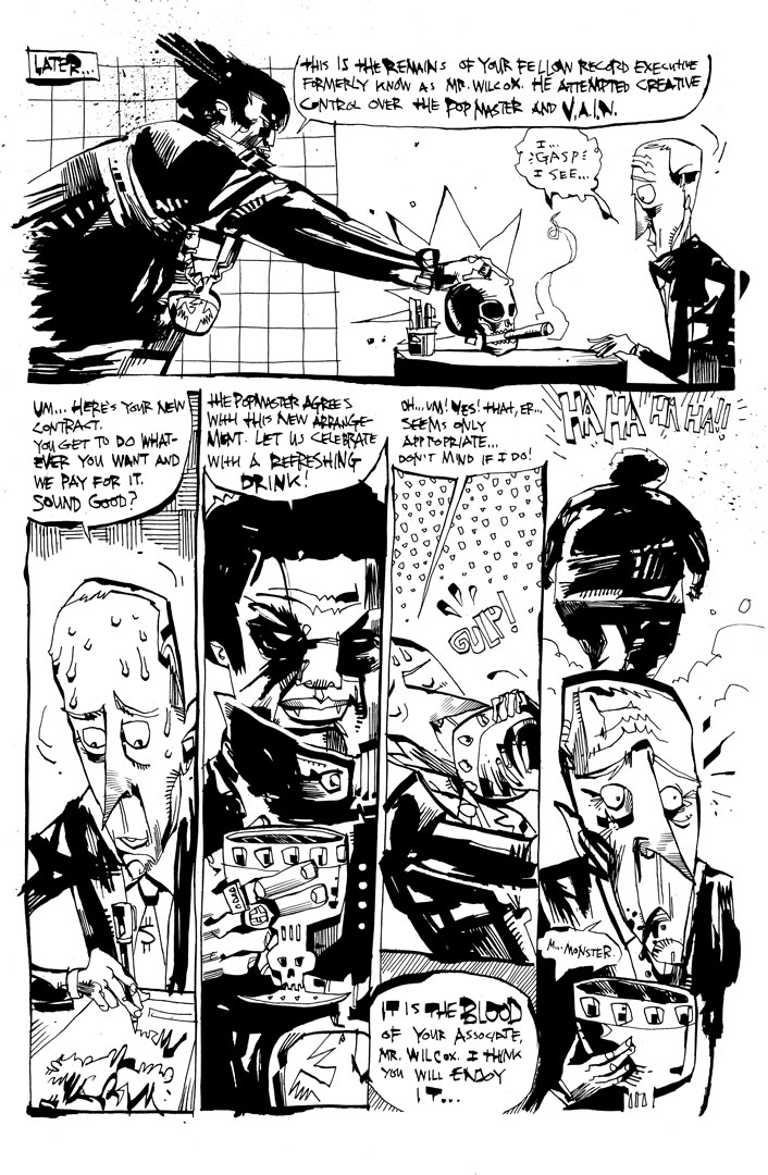 Death of the Popmaster Pg7