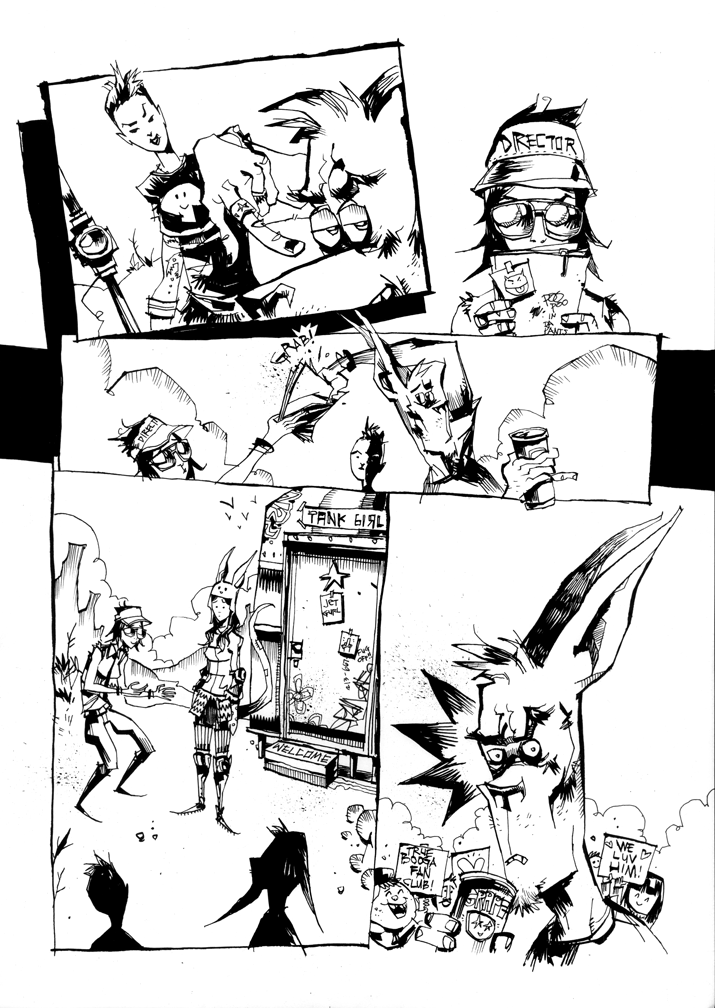Tank Girl 2 The Motion Picture Pg 2
