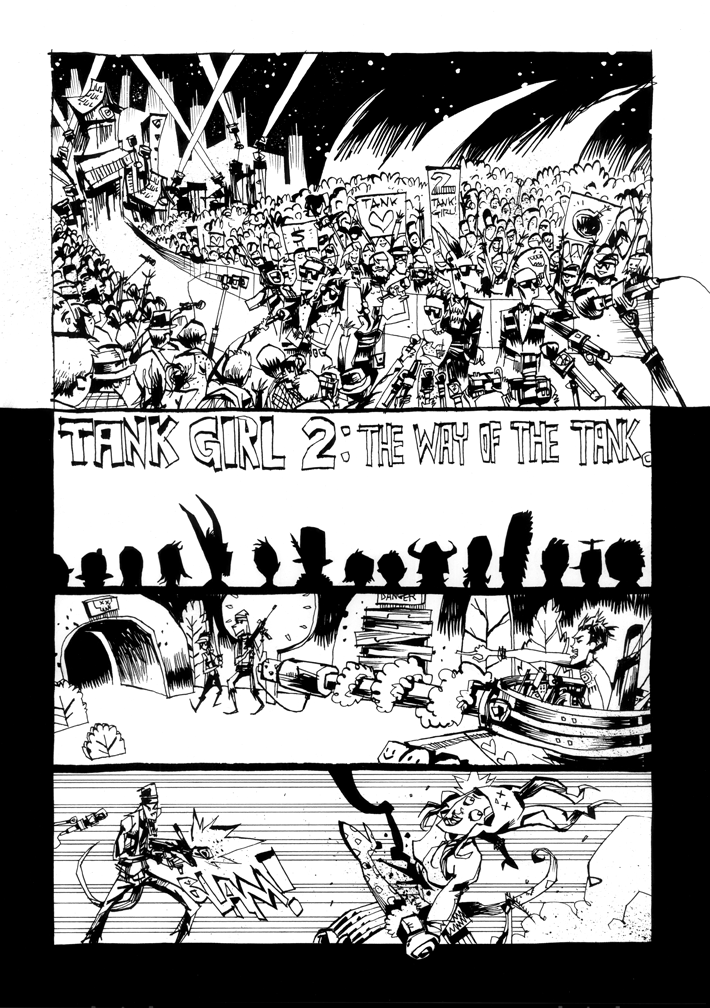 Tank Girl 2 The Motion Picture Pg 4