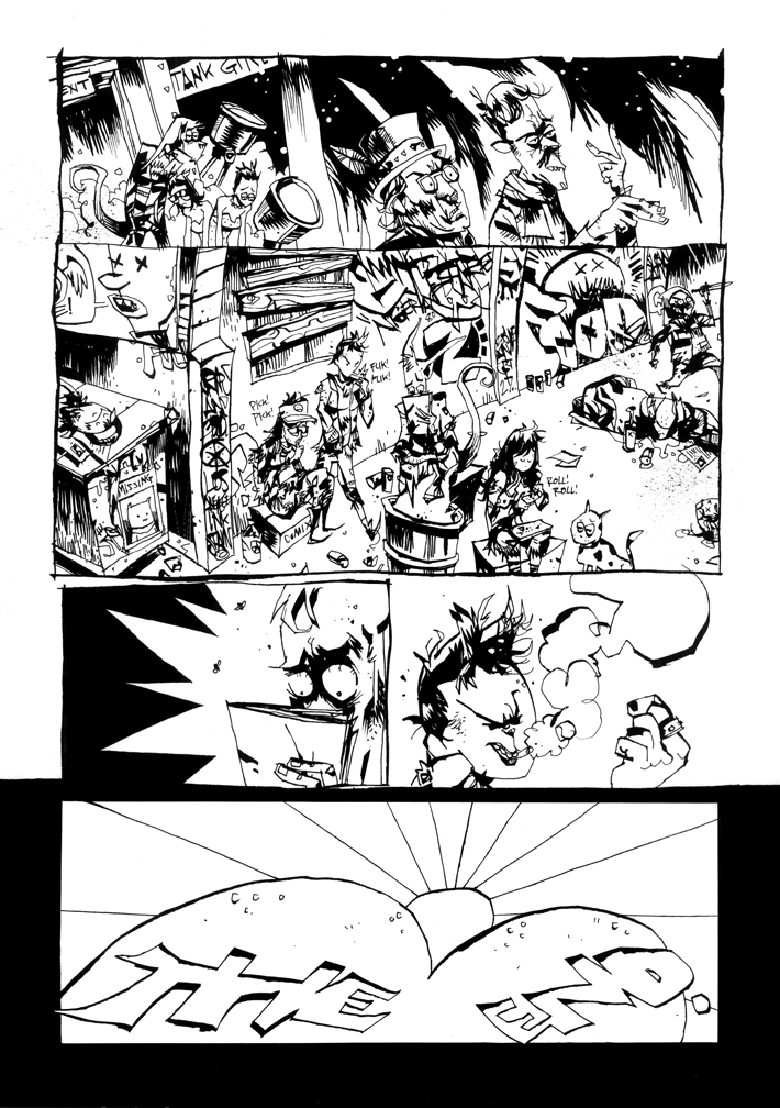 Tank Girl 2 The Motion Picture Pg 6