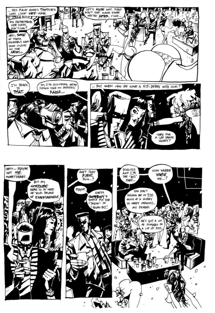 Miami Vice: Remix #1 Page 7