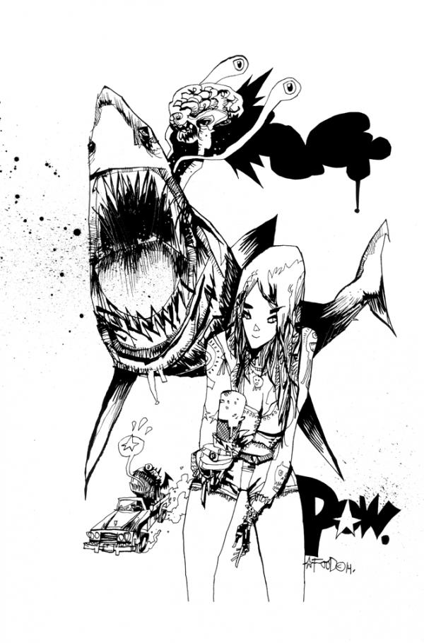 Daphne&Shark