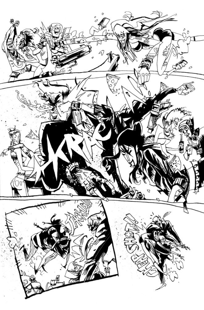 GRRL SCOUTS: MAGIC SOCKS #1 PAGE 10