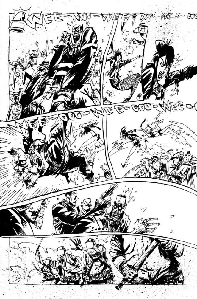 GRRL SCOUTS: MAGIC SOCKS #1 PAGE 11