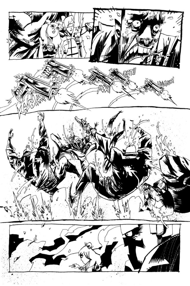 GRRL SCOUTS: MAGIC SOCKS #1 PAGE 13
