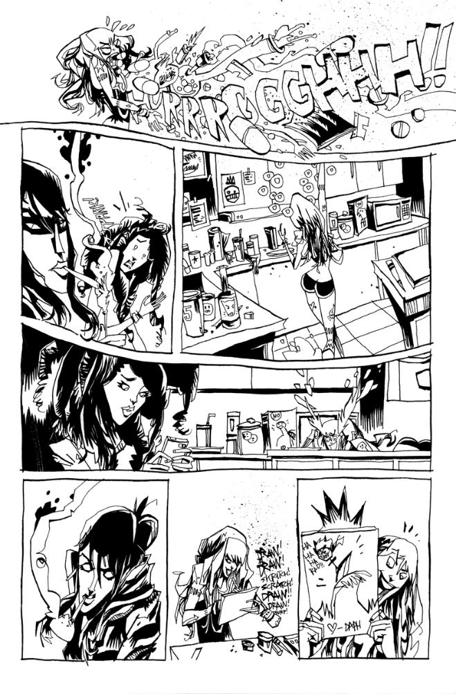GRRL SCOUTS: MAGIC SOCKS #1 PAGE 16