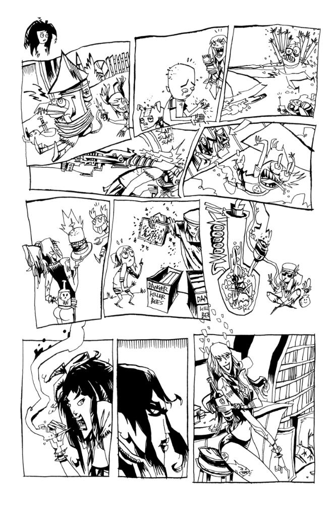 GRRL SCOUTS: MAGIC SOCKS #1 PAGE 18