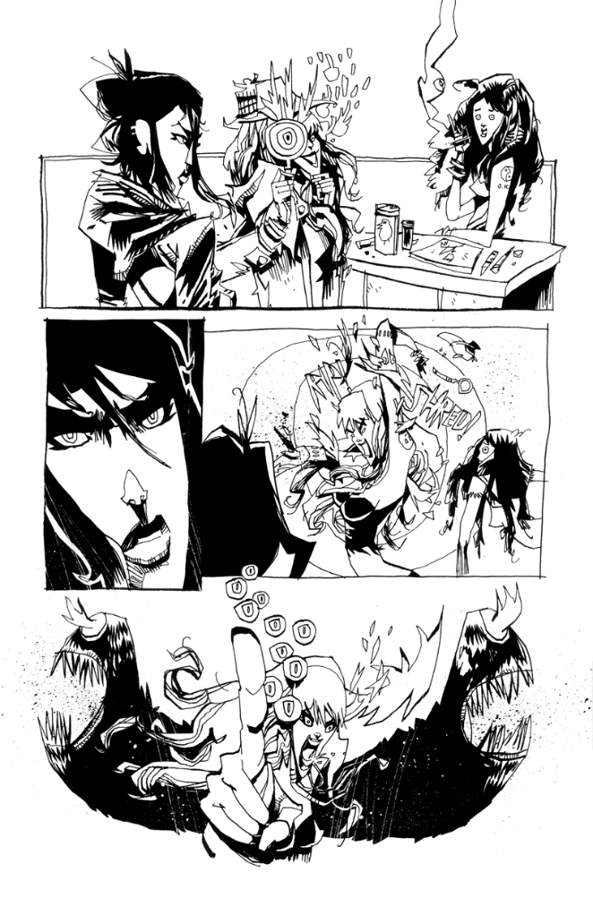 GRRL SCOUTS: MAGIC SOCKS #1 PAGE 19