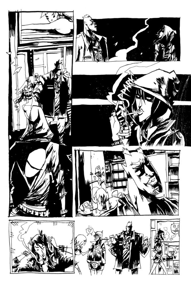 GRRL SCOUTS: MAGIC SOCKS #1 PAGE 4