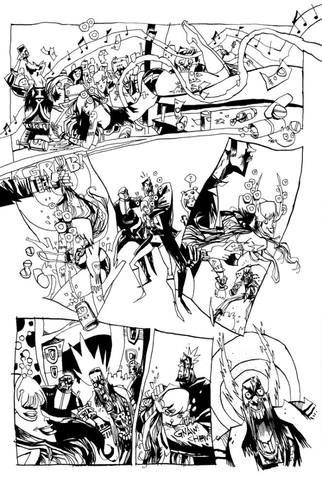 GRRL SCOUTS: MAGIC SOCKS #1 PAGE 6
