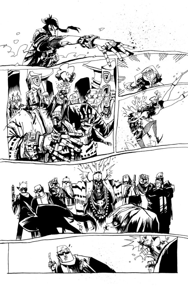 GRRL SCOUTS: MAGIC SOCKS #1 PAGE 8