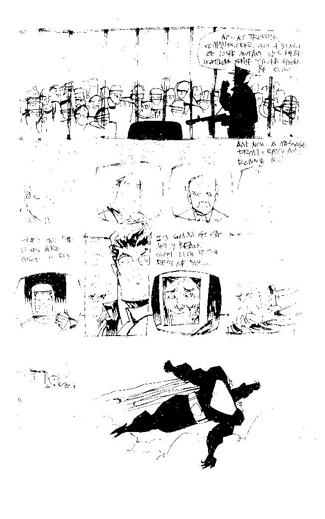SHITTY DARK KNIGHT RETURNS Page 10
