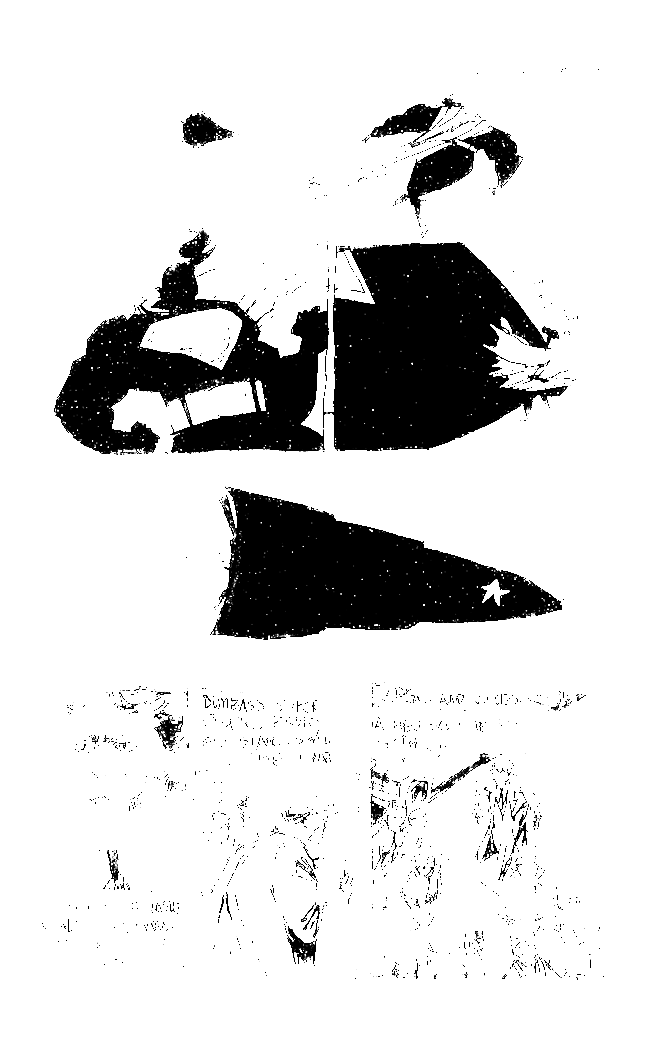 SHITTY DARK KNIGHT RETURNS Page 11