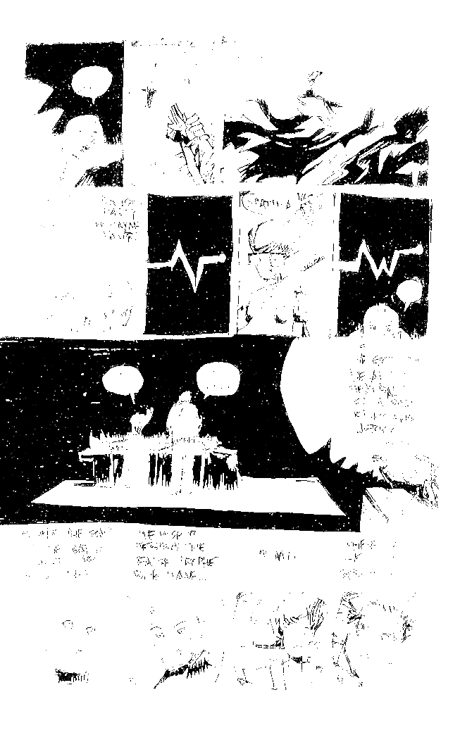 SHITTY DARK KNIGHT RETURNS Page 8