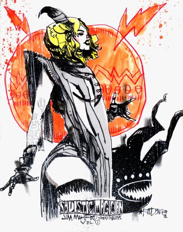 Sorceress Horns