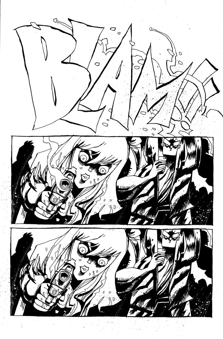 GRRL SCOUTS: MAGIC SOCKS #2 PAGE 22