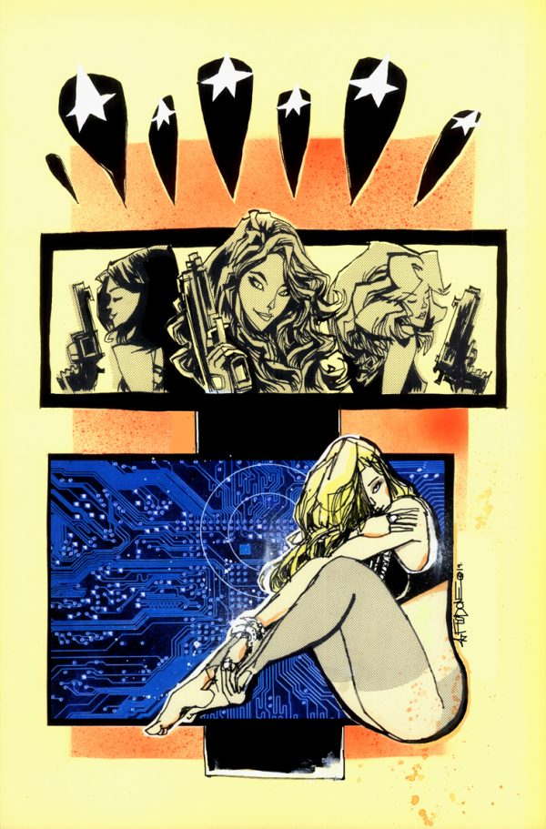 Charlies Angels & Bionic Woman