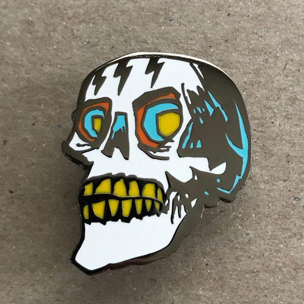 Electro-Skull-Wizard