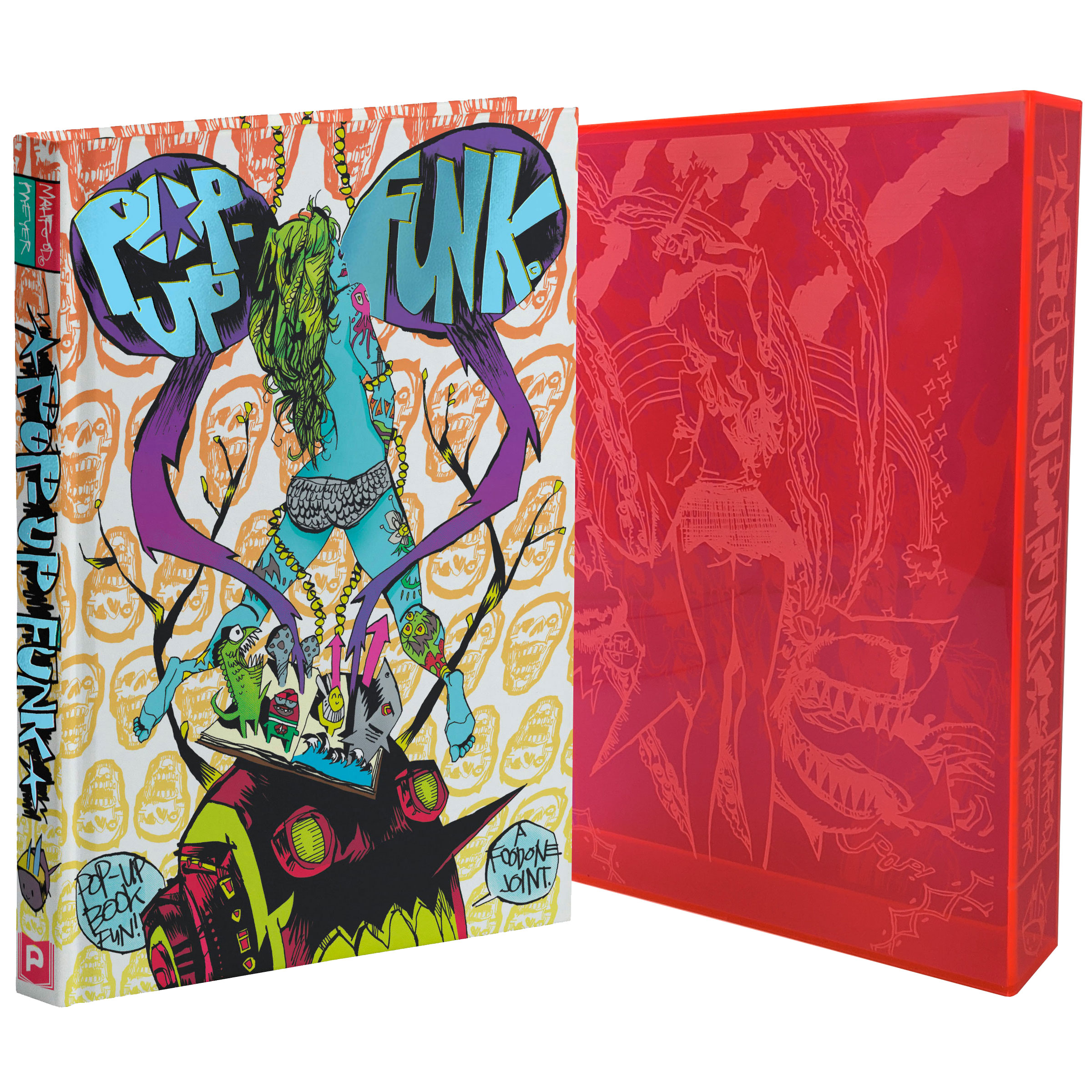 PRE ORDER Pop Up Funk: Neon Jive Edition