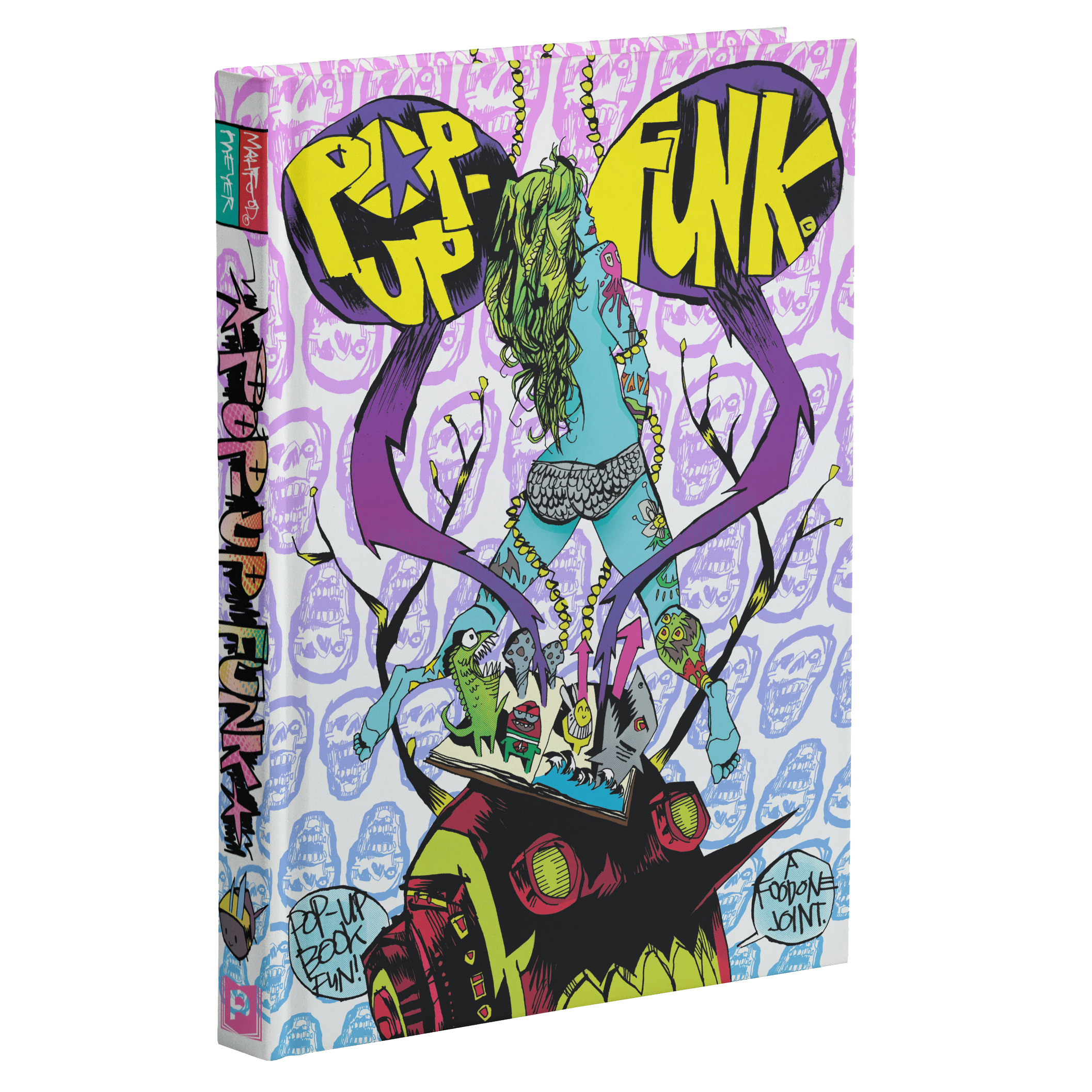 PRE ORDER Pop Up Funk: Cosmic Queso Edition