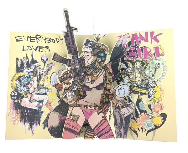 SP4 Tank Girl